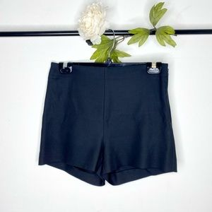Authentic Gucci High-Waisted Silk Shorts 2010 F/W